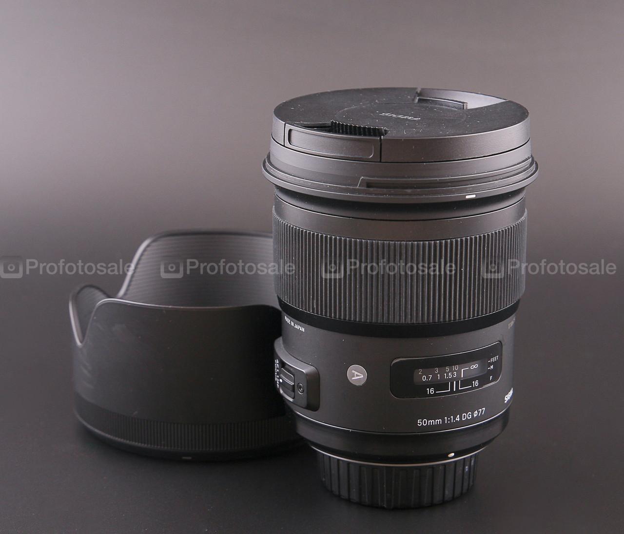 Sigma 50mm f/1.4 ART (Nikon)