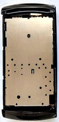 Корпус для Sony Ericsson U5 чорний, фото 2