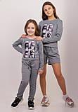 Стильні дитячі штани 122-152р від виробника, фото 4