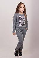 Стильные детские брюки 122-152р от производителя, фото 1