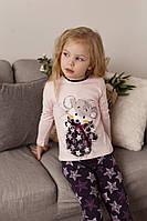 Пижама на девочку Мышка,   3-8 лет Nicoletta 85303