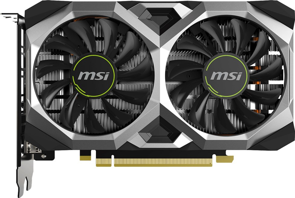 Відеокарта MSI nVidia GTX1650SUPER (GTX 1650 SUPER VENTUS XS OC)