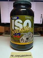 Изолят протеина Ultimate Nutrition ISO Sensation 93 910 g ультимейт нутришн изо сенсейшн