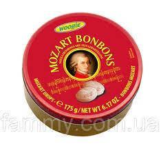 Леденцы Woogie Mozart Bonbons, 175 g