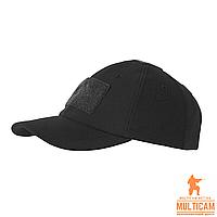 Бейсболка зимняя Helikon-Tex®  BBC WINTER Cap - Shark Skin - Black