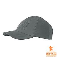 Бейсболка зимняя Helikon-Tex®  BBC WINTER Cap - Shark Skin - Shadow Grey