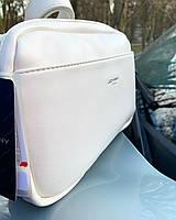 Клатч женский, стильный, модный клатчик через плечо, выполнен из мягкой, гладкой эко-кожи