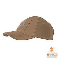 Бейсболка зимняя Helikon-Tex®  BBC WINTER Cap - Shark Skin - Coyote