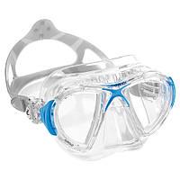 Подводная маска Cressi Sub Nano Crystal, прозрачная, фото 1