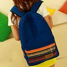 Рюкзак молодежный, школьный Этно., фото 6