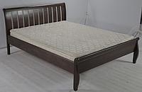 Кровать Лорен 1600х2000 орех темный (RoomerIN)