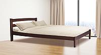 Кровать Белла 1400х2000 орех (RoomerIN)