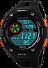 Спортивные часы Skmei 1075. Водонепроницаемые, ударопрочное стекло.