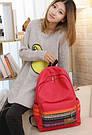 Рюкзак молодежный, школьный Этно., фото 9