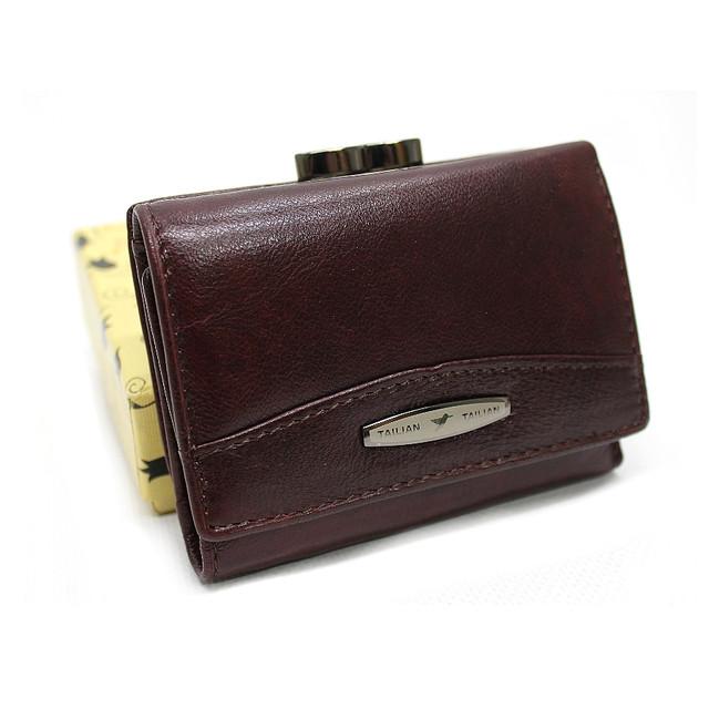 Женский кожаный кошелек Tailian YR T707