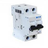 Автоматический выключатель PL6-C16/2 6кА 2 полюса тип C Eaton (Moeller)