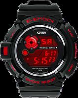 Спортивные часы Skmei 0939. Водонепроницаемые, ударопрочное стекло.