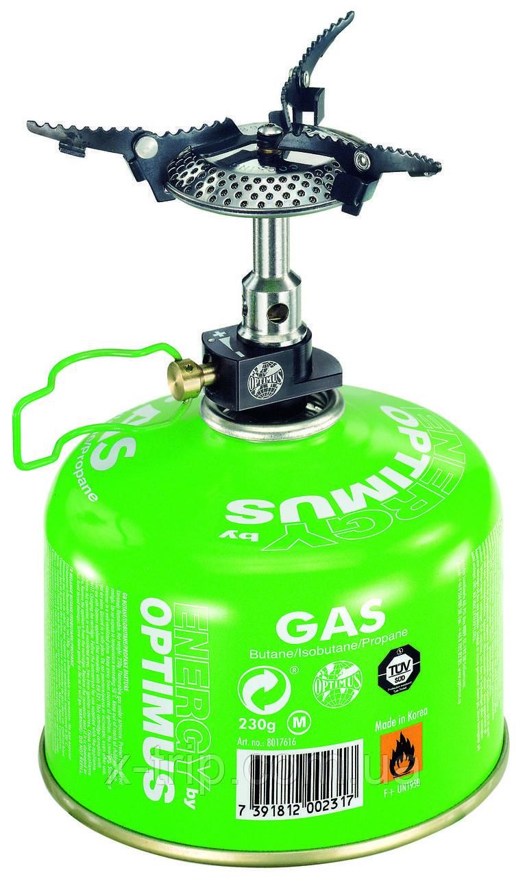 Походная газовая горелка Optimus Crux Lite