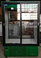 Холодильный шкаф сквозной с дверьми-купе, Айстермо