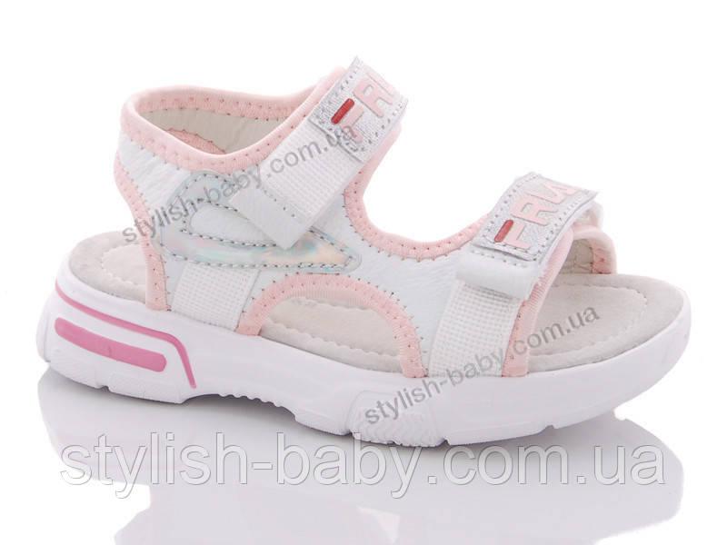 Детская обувь 2020 оптом. Детские босоножки бренда GFB - Канарейка для девочек (рр. с 26 по 31)