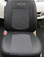 Авточехлы для Chevrolet Aveo (Шевроле Авео) Sedan (1/3 спинка) с 2006-2011