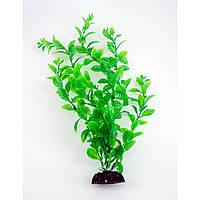 Искусственное растение для аквариума, 20 см.