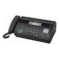 Факс Panasonic KX-FT984UA-B Black (термопапір)