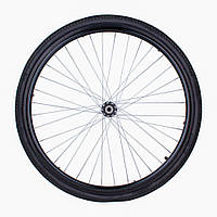 """24"""" x 1⅜"""" заднее надувное колесо для инвалидных колясок"""