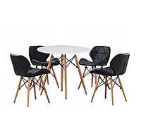 Кухонный стол +4 стула MUF-ART