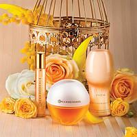 Подарочный набор женский Avon Incandessence из 3 продуктов