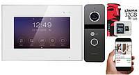 Комплект HD Wi-Fi домофона Tantos Marilyn - детекция, сенсорный экран, стильный