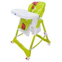 Детский стульчики для кормления RT-002L-5 САЛАТОВЫЙ