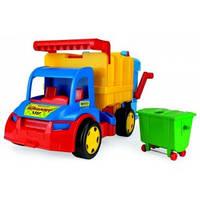 Пластиковые игрушки от Орион и Wader