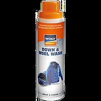 Средство для стирки пуха и шерсти Down & Wool Wash Woly Sport