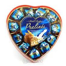 Шоколадные конфеты Maitre Truffout Pralines, 165г