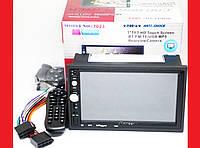 "2din Pioneer 7023 Магнитола 7"" Экран + AV-in + пульт на руль (короткая), фото 1"