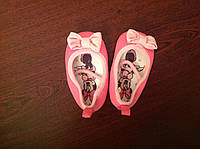 Туфельки/пинетки Disney 6-12 мес (11,5 см)
