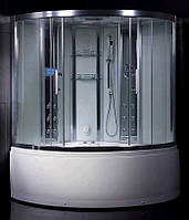 Гидромассажный паровой бокс с ванной EAGO DA324F3, 1500х1500х2250 мм