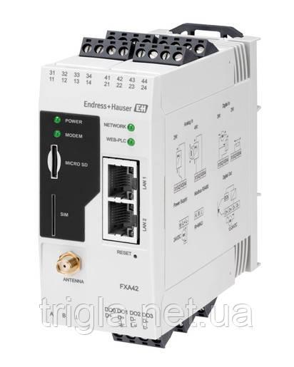 Преобразователь для мониторинга Fieldgate FXA42