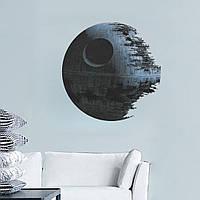 Виниловая наклейка Звезда Смерти Death Star , фото 1