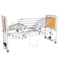 Кровать функциональная с усиленными поручнями
