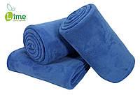 Плед флисовый, Bellis Blue 140x200 см