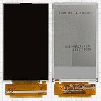 Дисплей (LCD) для Fly E185 (46 pin), оригинал