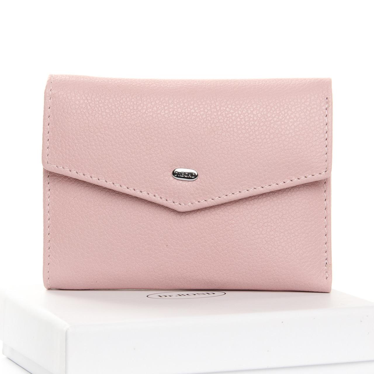Компактний жіночий гаманець DR. BOND в різних кольорах