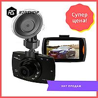 Автомобильный видеорегистратор DVR G30 Full HD 1080P. АвтоРегистратор на машину ДВР ДЖИ30