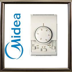 Проводной настенный термостат MIDEA HD-P201