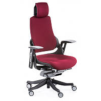 Кресло Special4You WAU BURGUNDY FABRIC (E0758), фото 1