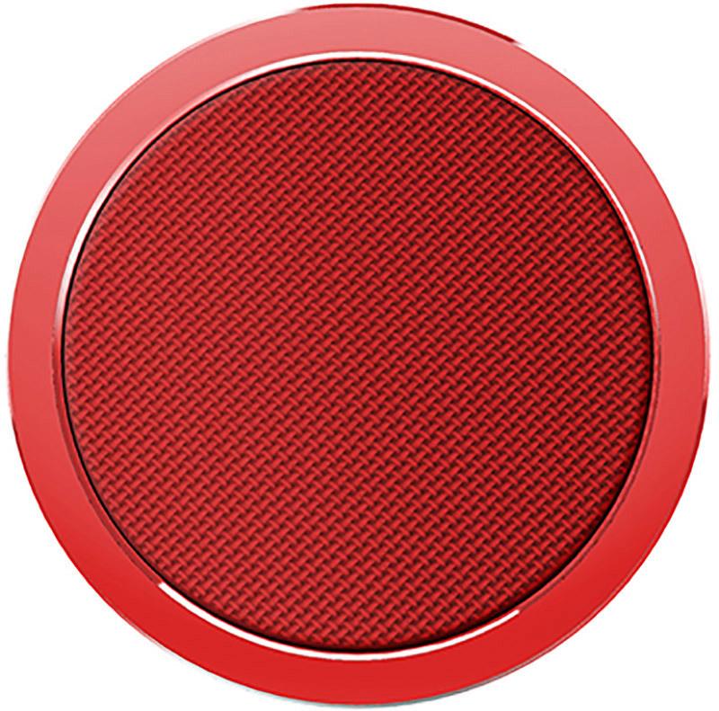 Бездротове зарядний пристрій Rock W4 Quick Wireless Charger Type-C Red (6971236590907)