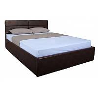 Двуспальная кровать LAGUNA lift 1600x2000 brown (E2301)