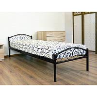 Кровать POLO 900x2000 black (E1724)
